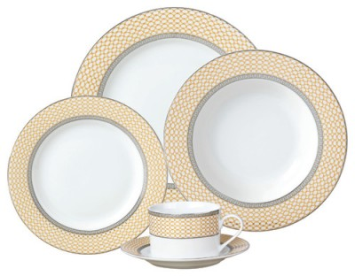 Buckingham 20 Piece Dinnerware Set