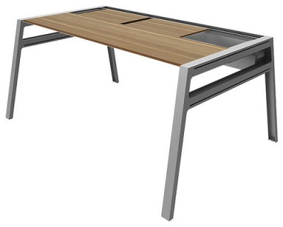 Bivi Table with Back Pocket